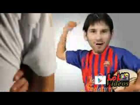 Rap de Messi y Cristiano