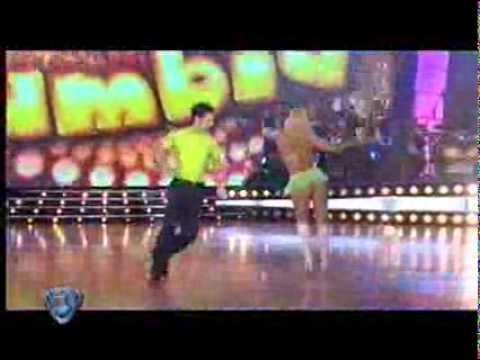 Showmatch 2008 - Claudia Fernández reemplazó a Kenita Larrarín