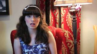Zooey's World- Zooey Deschanel Impression | Melissa Villasenor