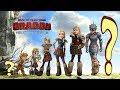 How To Train Your Dragon 3 💥GROWING UP Compilation💥
