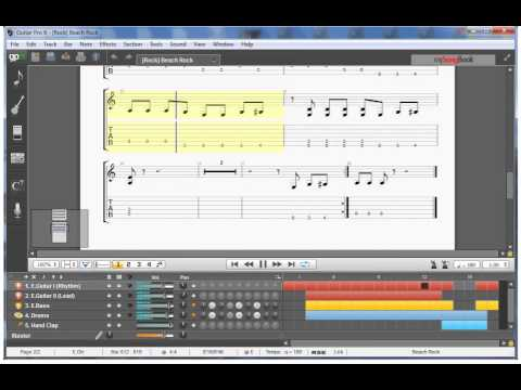 Christophe Maerten - Guitar Pro 6 Theme