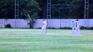 Mohit Bowling Action 1