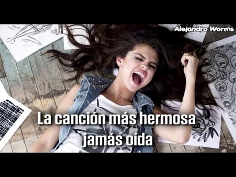 Selena Gomez - Sad Serenate (Traducida en español)