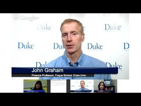 Duke/CFO Survey Results Discussion