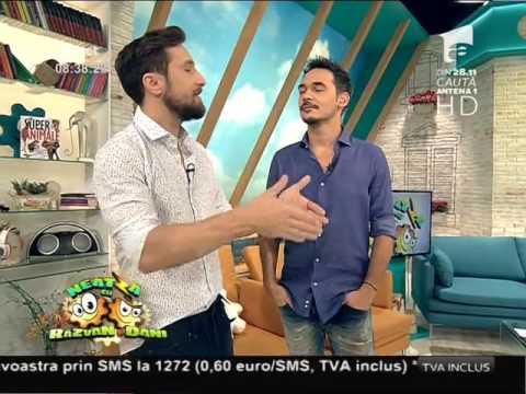 """Dani Oțil o așteaptă pe Catrinel Menghia la el acasă: """"Fac curat, spăl vasele!"""""""