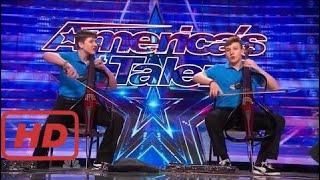 America 39 S Got Talent Auditions America 39 S Got Talent S09e05 Emil Dariel Brothers Perform Jimi Hend
