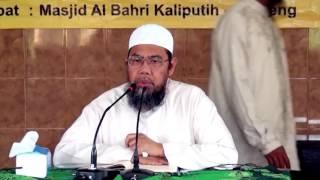 Daurah Syar'iyyah, Menjadi Muslim Sejati, Ustadz Zainal Abidin Syamsudin LC, Ponpes Imam Asy Syafi'i