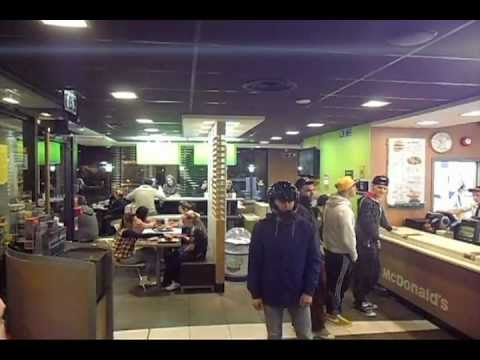 Harlem Shake Mcdonalds Edition **MUST WATCH**