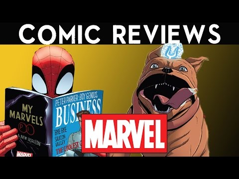 Death of Wolverine #2 & All Marvel Now Comics Reviewed! - Jawiin
