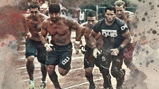 CROSSFIT ZONE. CROSSFIT MOTIVATIONAL VIDEO