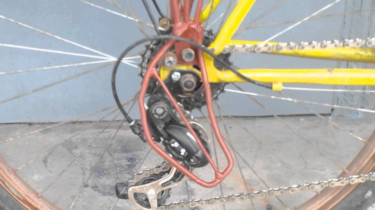 Велосипед петух своими руками 36