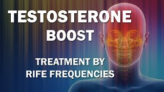 Testosterone Boost - RIFE Frequencies Treatment - Energy & Quantum Medicine with Bioresonance