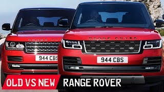Old Vs New Range Rover ► See The Differences