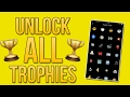 HOW TO UNLOCK ALL SNAPCHAT TROPHIES - UPDATED 2017 MP3