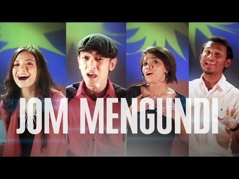 Jom Mengundi - Tomok, Black, Ayu & Shiha [HD]