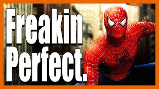 Spider-Man 2 (2004): The Perfect Sequel
