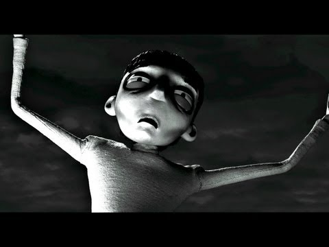 Rise From Your Tomb!  Tim Burton s Frankenweenie Remixed