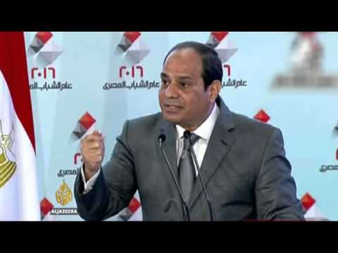 Egypt's Sisi offers 'to sell himself'