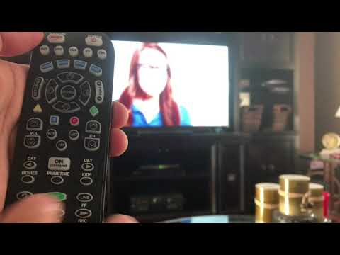 Spectrum Remote How to Program for TV's 40sec