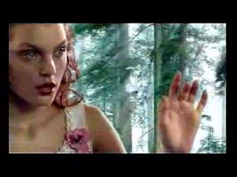 jessica stam anna sui secret wish commercial video