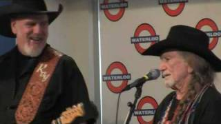 Watch Willie Nelson Corrine Corrina video