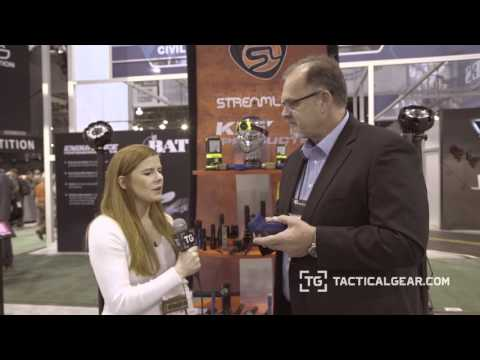 Streamlight TLR-6 at SHOT Show 2016