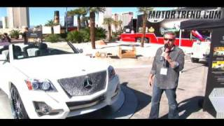 2008 SEMA - 2009 Mercedes GLK