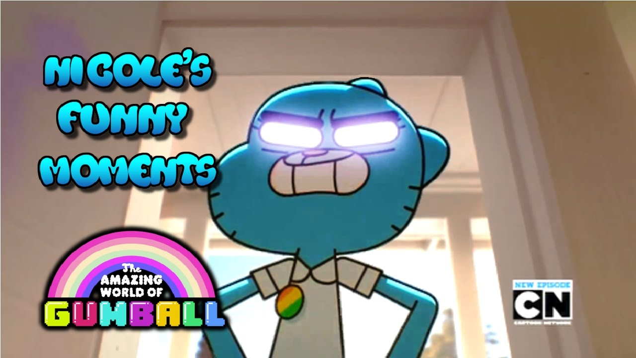 Amazing world of gumball funny moments