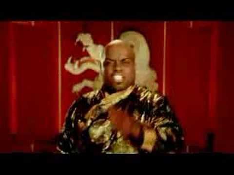 Kung  Fu Fighting- Cee-lo Green & Jack Black 2008 video