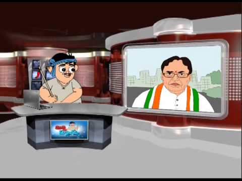 Mirchi Mallaiah Satire On Ys Jagan | Jagan Comedy Fight With Mallanna -mahaanews video