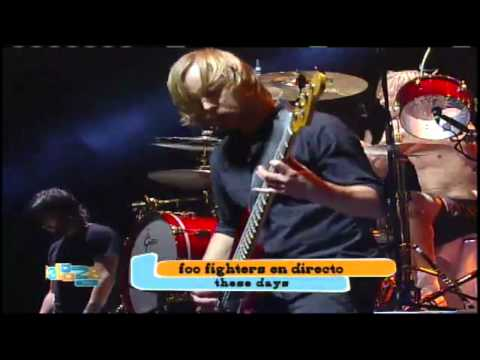 Foo Fighters Lollapalooza Chile 2012 [FULL]