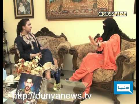Dunya TV-CROSS FIRE-05-09-2011