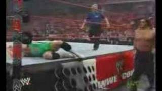 Finlay vs Great Khali King Of The Ring 2008 Quarter Finals