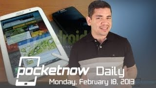HTC One Event Tomorrow, Galaxy S IV Dates, Ubuntu Tablet & More - Pocketnow Daily