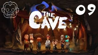 Let's Play The Cave #009 - Finger on the Button [deutsch] [720p]