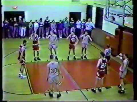 1993 Hillcrest Academy vs West Central Basketball