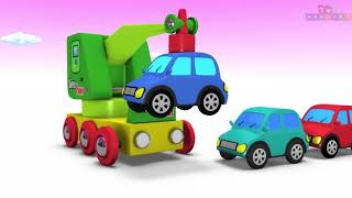 Kids Videos for Kids   Trains for kids   Cartoon Cartoon   Toy Factory   Train Cartoon   Jcb cartoon
