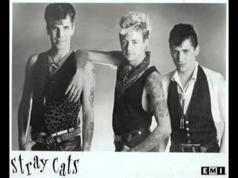 Stray Cats - Two Of A Kind