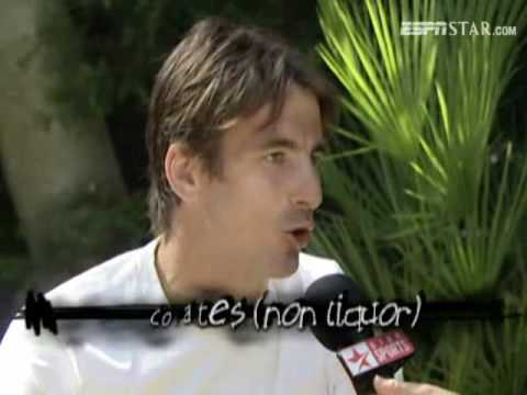 Tommy Robredo (ace - did you know?) Video