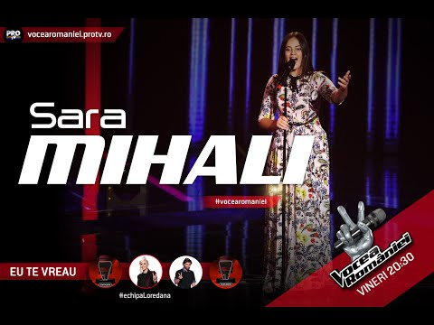 Sara Mihali-Rise like a pheonix-Auditii pe nevazute Ed.7-Vocea Romaniei 2015-Sezon5