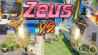 Zeus Vs 17 VETERAN BOT'S.. in SnD