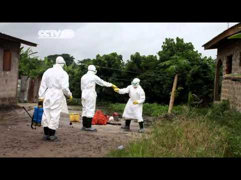 CCTV Africa - Ebola Virus: Vaccines To Fight The Virus Being Developed