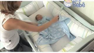 Posições para o bebê dormir