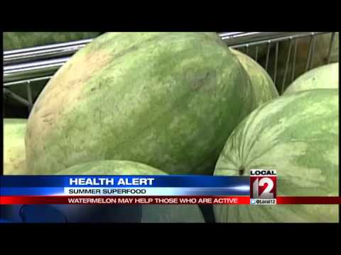 Health Alert: Watermelon could be summer super-food post workout