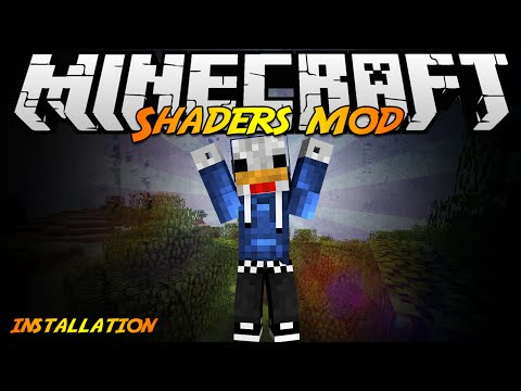 How To Install Minecraft Shaders Mod for Minecraft 1.7.10/1.8
