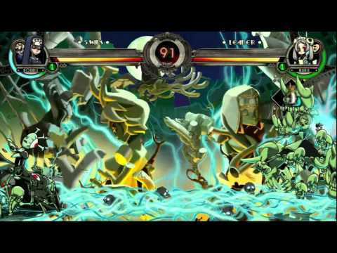 SKULLGIRLS: ARCADE Mode