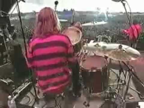 Teenage Fanclub - Everything flows (Reading ´92.)