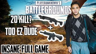 FULL GAME 20 KILLS MK + M4
