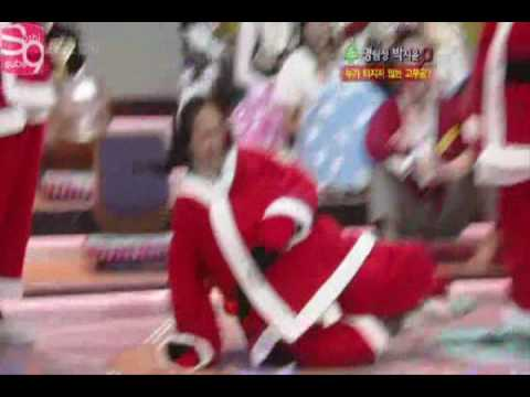 [SNSD Funny Cuts] Santa Yul Video