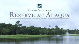 Minneola Florida New Homes - The Reserve at Minneola by Standard Pacific Homes